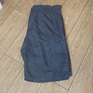NWT burnside mens shorts size 32